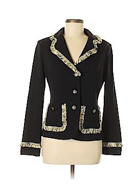 St. John Collection Wool Blazer Size 6