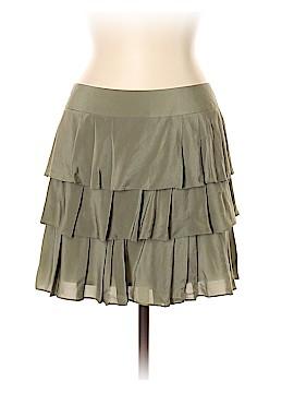 Banana Republic Heritage Collection Silk Skirt Size 10