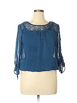 Alyx Long Sleeve Blouse Size XL (Petite)