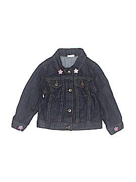 Wrangler Jeans Co Denim Jacket Size 2T
