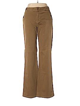 Cache Khakis Size 12