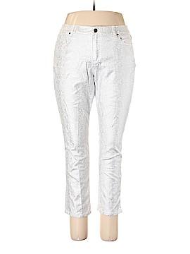 New York & Company Jeans Size 16