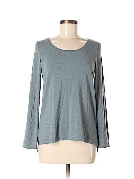 Sigrid Olsen Long Sleeve T-Shirt Size M
