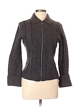 Carole Little Wool Coat Size L (Petite)
