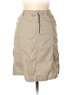 DownEast Basics Casual Skirt Size L