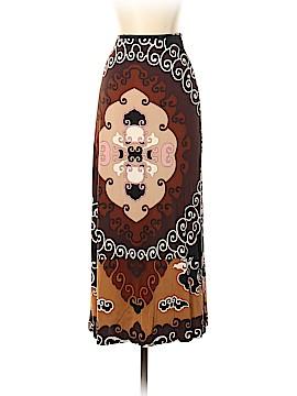 Trina Turk Silk Skirt Size 4