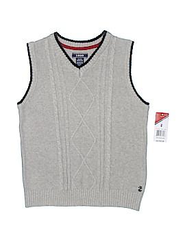 IZOD Sweater Vest Size 8
