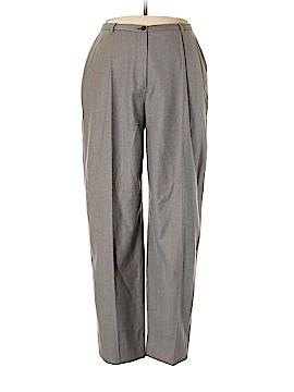 Giorgio Armani Wool Pants Size 14