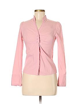 Reiss Long Sleeve Button-Down Shirt Size 6