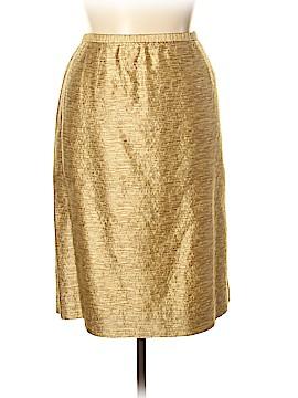 Dana Buchman Silk Skirt Size 22 (Plus)