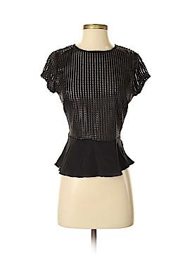 Bebe Short Sleeve Top Size XS