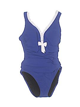 Profile One Piece Swimsuit Size 36 (EU)