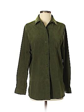 Croft & Barrow Long Sleeve Blouse Size S