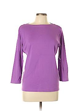Lands' End 3/4 Sleeve T-Shirt Size XL