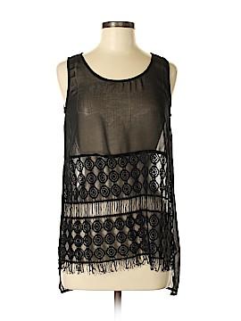 Hem & Thread Sleeveless Blouse Size M