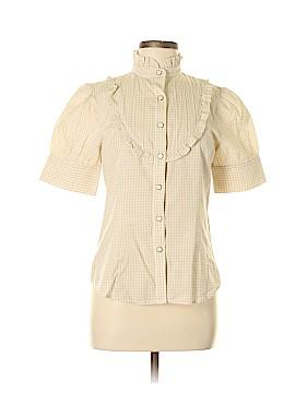 Sunner Short Sleeve Button-Down Shirt Size M