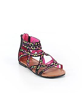 Justice Sandals Size 1