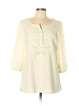 Floreat 3/4 Sleeve Blouse Size 10