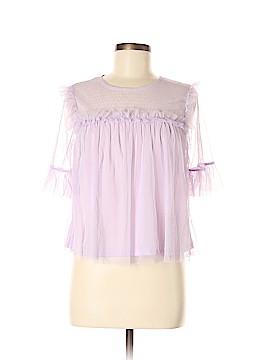 Miss Selfridge 3/4 Sleeve Blouse Size 8