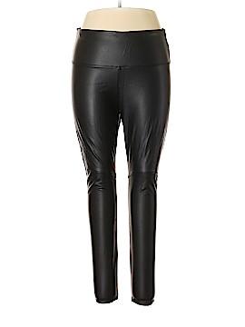 Lysse Faux Leather Pants Size 1X (Plus)