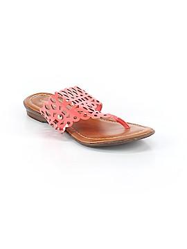 Liz Claiborne Flip Flops Size 8