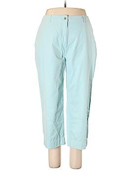L.L.Bean Khakis Size 18 (Plus)