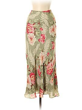 Jones New York Signature Silk Skirt Size 8