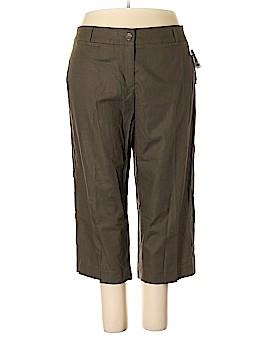 Dalia Collection Linen Pants Size 20 (Plus)