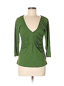 Ett:Twa 3/4 Sleeve Top Size M