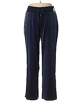 Calvin Klein Velour Pants Size 0X (Plus)