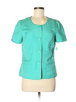 East 5th Short Sleeve Blouse Size M (Petite)