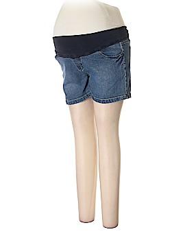 Belly by Design Denim Shorts Size L (Maternity)