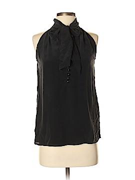 Tommy Hilfiger Sleeveless Silk Top Size S (Petite)
