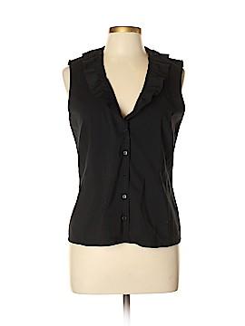 Adrienne Vittadini Sleeveless Blouse Size 10