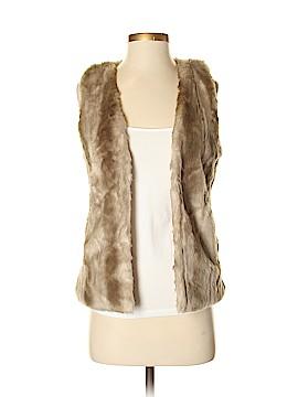 Jenny Han Faux Fur Vest Size XS