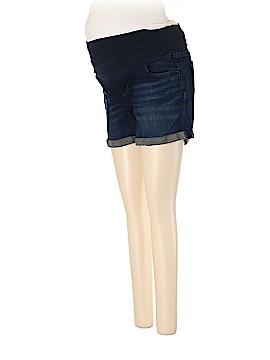 A Pea in the Pod Denim Shorts Size M (Maternity)