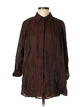 Peter Nygard 3/4 Sleeve Blouse Size 8