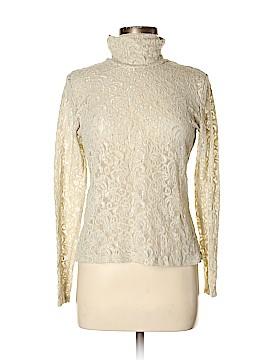 Nicole Miller Long Sleeve Top Size M
