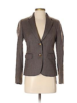 J. Crew Factory Store Wool Blazer Size 0