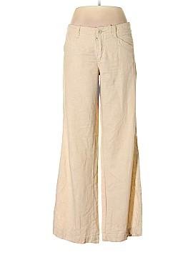 Pilcro and The Letterpress Linen Pants Size 10