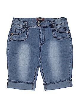 Angel Denim Shorts Size 14