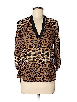 Xtaren Long Sleeve Blouse Size M