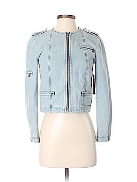 Alice + olivia Denim Jacket Size XS