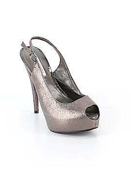 Jennifer Lopez Heels Size 6 1/2
