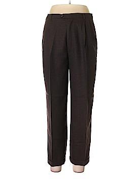 Barry Bricken Wool Pants Size 10