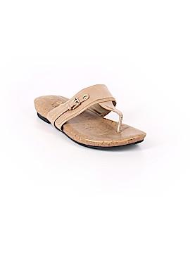 Me Too Flip Flops Size 7 1/2