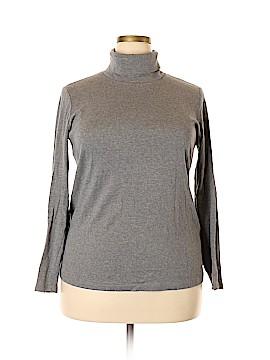 Jones New York Sport Turtleneck Sweater Size 1X (Plus)