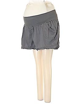 Motherhood Khaki Shorts Size XL (Maternity)