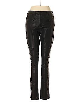 Pilcro and The Letterpress Faux Leather Pants 30 Waist