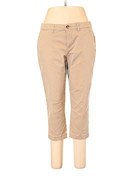 Faded Glory Khakis Size 14